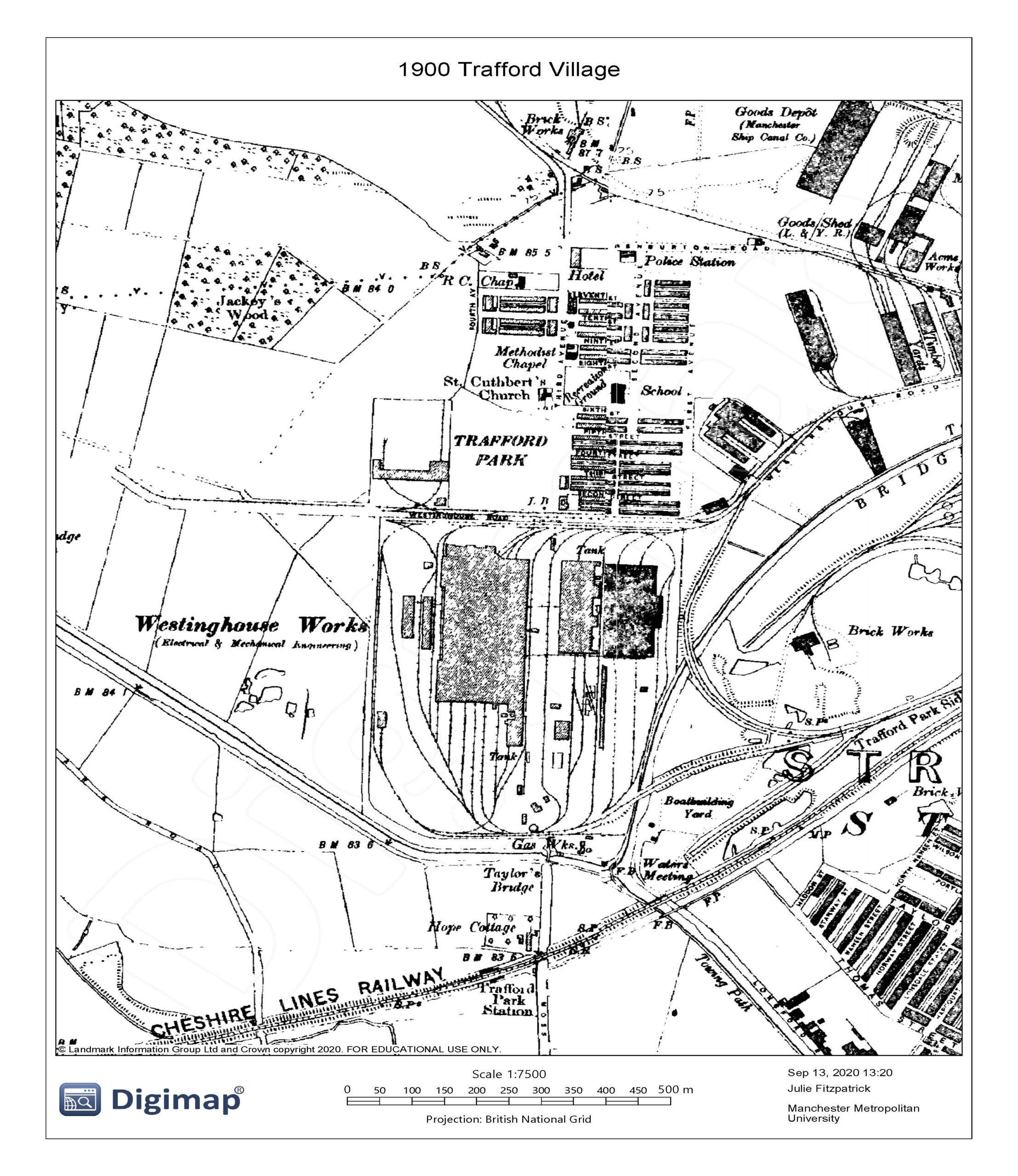 1900 Westinghouse